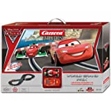 Carrera Of America Disney/Pixar Cars 2 - World Grand Prix Race Set
