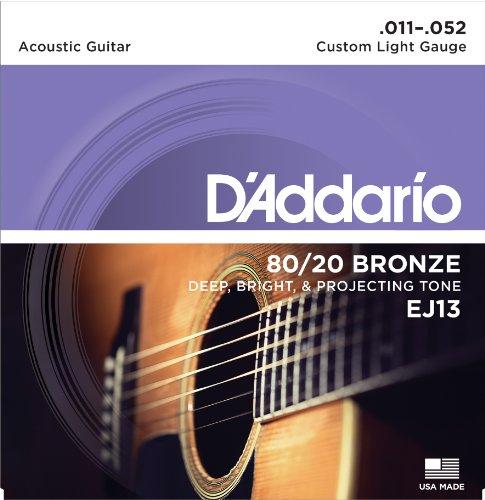 daddario-cordes-en-bronze-pour-guitare-acoustique-avec-revetement-daddario-ej13-80-20-custom-light-1