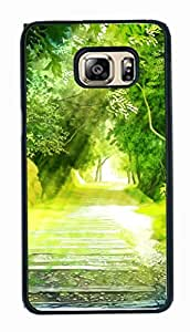 Premium Quality Printed Mobile Back Cover (2D Hard Case)for Samsung Galaxy S6 edge plus