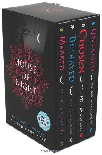 House Of Night by PC Cast and Kristin Cast