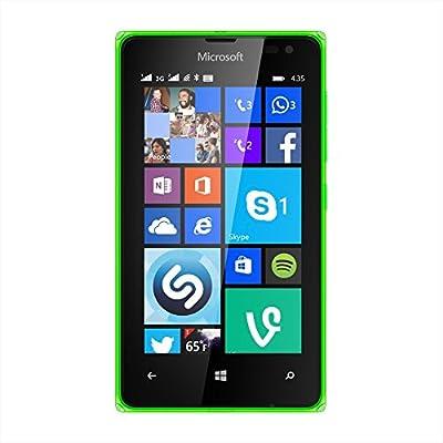 Microsoft Lumia 435 (Dual SIM, Green)