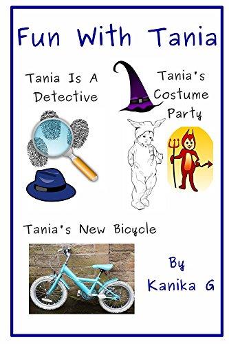 Fun With Tania cover