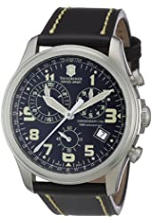 Victorinox Swiss Army Men's 241314 Infantry Vintage Chronograph Black Dial Watch