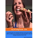 Robin Gregory's Joy of Living Foods - Pizza, Pizza, PIZZA!
