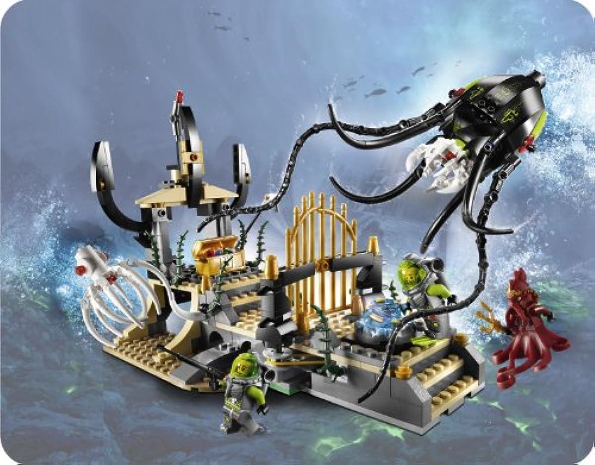 [해외] 레고 (LEGO) 아틀란티스 거대물오징어의 게이트 8061 (2010-03-16)