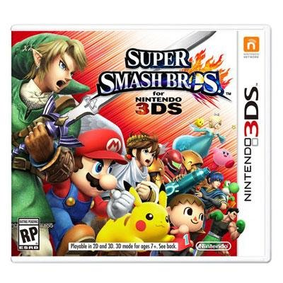 New Nintendo - Super Smash Bros 3DS - (Type of Product:Video games-Nintendo 3DS) - New (3ds Super Smash Bros compare prices)