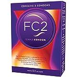 FC2 Female Condoms, 3 Count