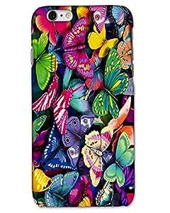 Hugo I Phone 7 Back Cover Hard Case Printed Designer Multicolour