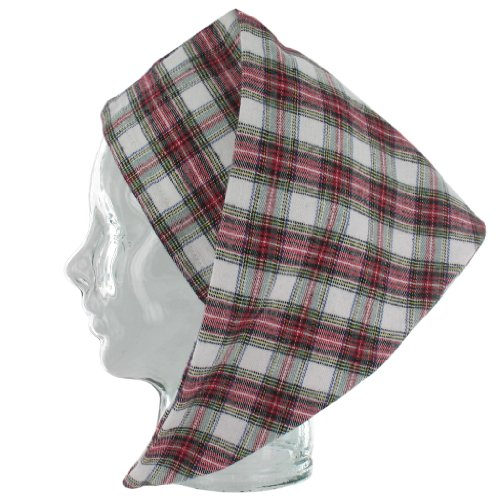 Men's Magee Tartan Nightcap- Wee Willie Winkie Cotton Nightcap