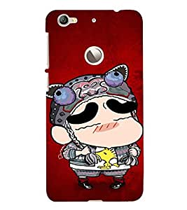 EPICCASE Sad shin chan Mobile Back Case Cover For LeEco Le 1s Eco (Designer Case)