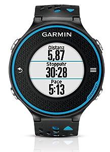 Garmin Forerunner 620 GPS-Laufuhr inkl. Herzfrequenz Brustgurt und Laufeffizienzwerten