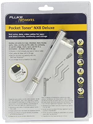 Fluke Networks NX8 Series Advanced Pocket Toner Kit