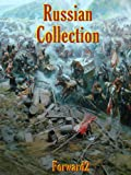 img - for Russian Collection - War and Peace, A Hero of our Time, Dead Souls (Best Navigation, Active TOC) book / textbook / text book