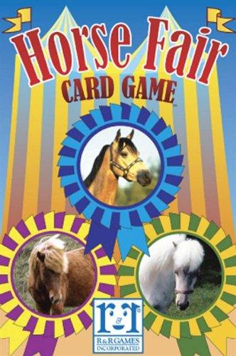 R & R Games Horse Fair Card Game - 1