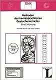 img - for Methoden Des Fremdsprachlichen Deutschunterrichts (Fernstudienangebot) book / textbook / text book