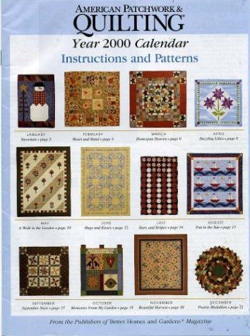 Cheapest Copy Of American Patchwork Quilting Year 2000