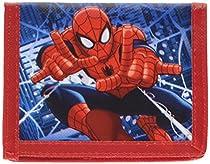 Universal Marvel Spiderman Bi Fold Wallet (2 Pack)