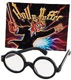 Schoolboy Specs Clear Lenses