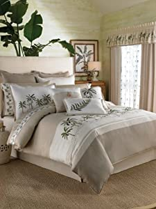 Croscill Fiji California King Comforter 4-Piece Set