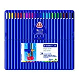 Staedtler Ergosoft Watercolor Pencils (156SB24)