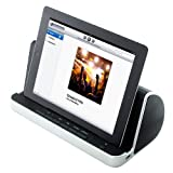 Gear It Bluetooth Speaker System Dock for iPhone 3G, 3GS, 4, 4S, iPad 2, 3, iPod Touch 4th Gen, iPod Nano 6th Gen and Android Devices - Blackby Gear It