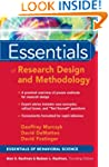 Essentials of Research Design and Met...