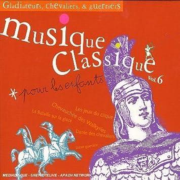 Musique classique pour les enfants. vol. 6