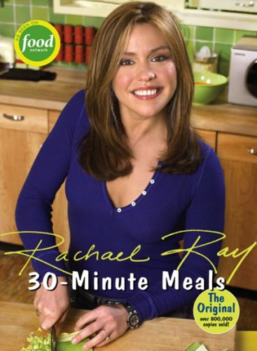Rachael ray 30 minute meals recipes book