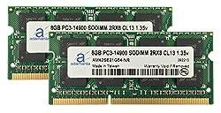 Adamanta 16GB (2x8GB) Apple Memory Upgrade for Late 2015 iMac 27