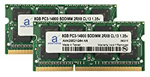 Adamanta 16GB (2x8GB) Apple Memory Upgrade for