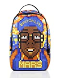 ランキング10位 (スプレーグランド) SPRAY GROUND スパイクリー ニューヨーク 40A バックパック デイパック ネイト ロビンソンBag 40 Acres Pixel Spike Backpack NewYork BCKPK ストリート [並行輸入品] Free