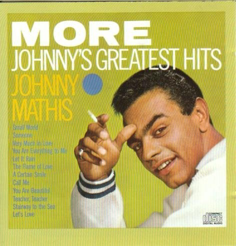 Johnny Mathis - More Johnny