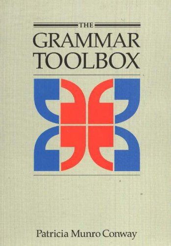 The Grammar Toolbox: Student's Book