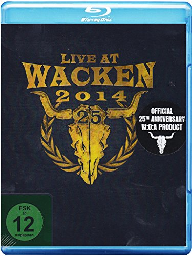 Live at Wacken 2014(25th anniversary)