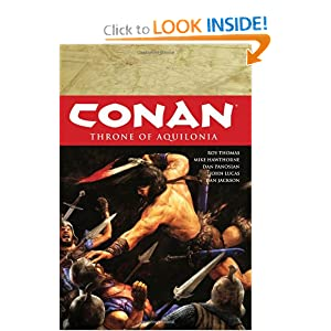 Conan Volume 12: Throne of Aquilonia HC (Conan (Dark Horse)) by