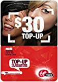 Virgin Mobile $30 Top-Up Card