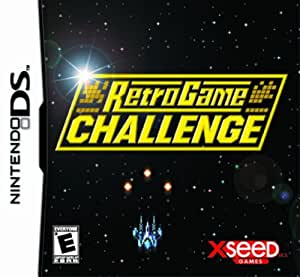 Retro Game Challenge - Nintendo DS