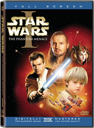Star Wars – Episode I, The Phantom Menace (Full Screen Edition)