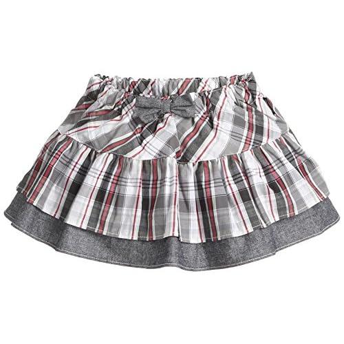(コムサイズム)comme ca ism(コムサイズム) ブルマ付きスカート 23-55FM02 05 ブラック 80cm