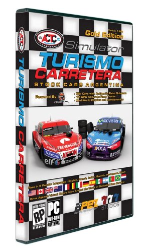 Turismo Carretera Stock Cars Argentina for PC
