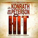 Hit - A Thriller: Codename: Chandler, 0.1 (       UNABRIDGED) by J.A. Konrath, Ann Voss Peterson, Jack Kilborn Narrated by Anne Johnstonbrown