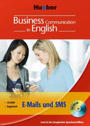 Sprachführer Englisch E- Mails und SMS