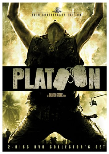 Cover art for  Platoon - 20th Anniversary Collector's Edition (Widescreen)