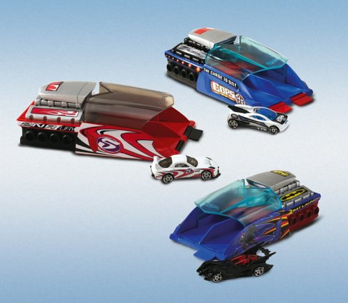 Mattel  B5696 - Hot Wheels 2x Turbo Power, sortiert