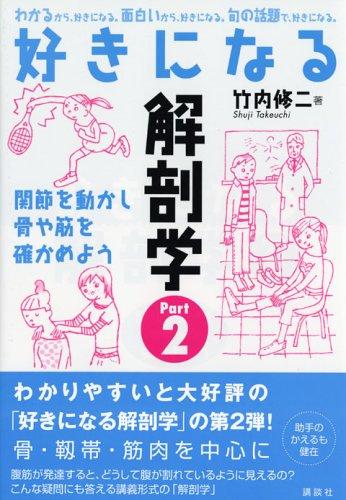 好きになる解剖学 Part2