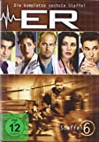 ER - Emergency Room, Staffel 06 [6 DVDs]