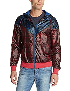 PUMA Men's Windbreaker, Limoges, Medium