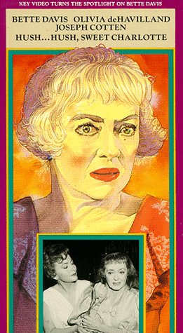 Hush Hush Sweet Charlotte [VHS] [Import]