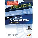 Escala basica policia nacional - ejerc. psicotecnico y personalidad (F. Cuerpos Seguridad 2012)