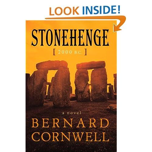 Stonehenge: 2000 B.C.--A Novel